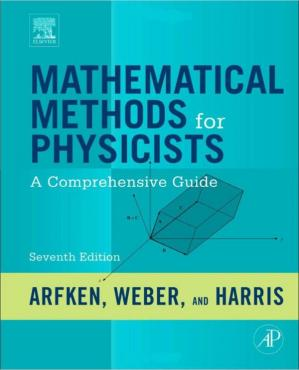 Sampul buku Mathematical Methods for Physicists: A Comprehensive Guide