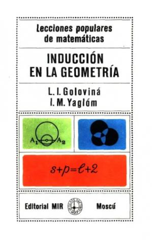 Book cover Induccion en la Geometria