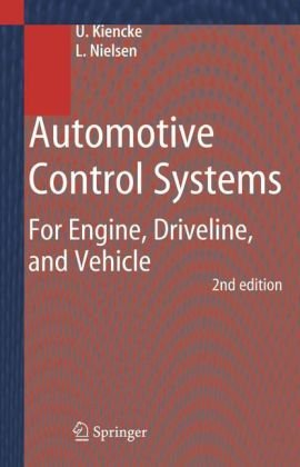 Book cover Automotive Control Systems [electronic resource]: For Engine, Driveline, and Vehicle