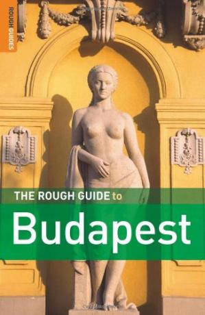 पुस्तक कवर The Rough Guide to Budapest 4th Edition (Rough Guide Travel Guides)
