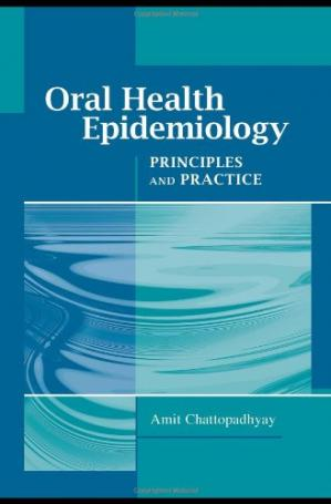 Book cover Oral Health Epidemiology: Principles and Practice