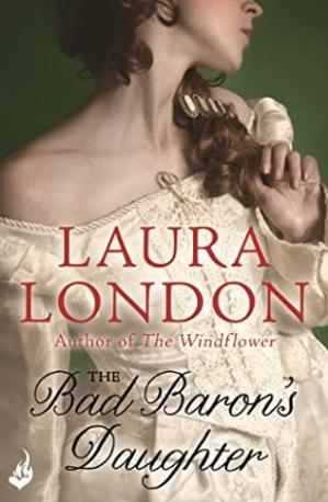 Book cover The Bad Baron's Daughter