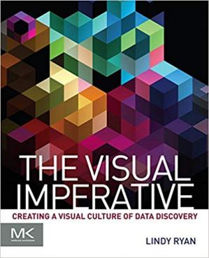 Book cover The Visual Imperative: Creating a Visual Culture of Data Discovery