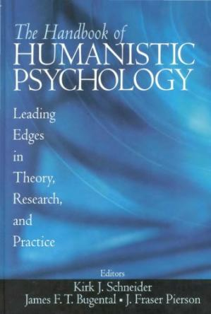 Couverture du livre The Handbook of Humanistic Psychology