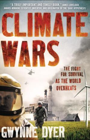 Book cover Climate Wars