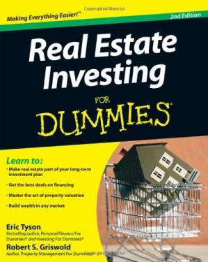 Book cover Real Estate Investing For Dummies, 2nd Edition