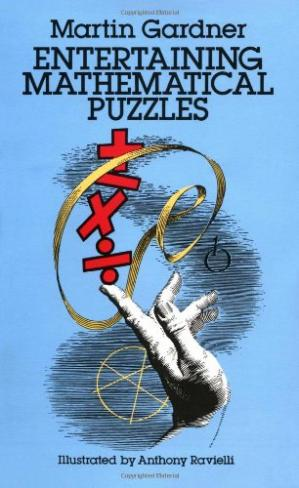Book cover Entertaining Mathematical Puzzles