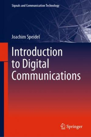 Book cover Introduction to Digital Communications