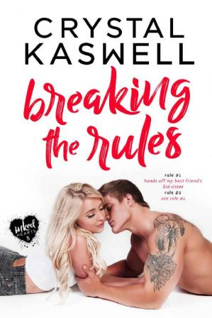 Book cover Breaking the Rules