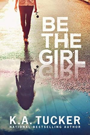 Book cover Be the Girl