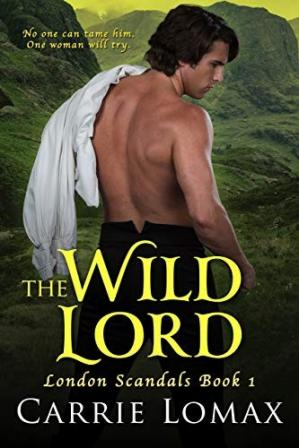 Book cover The Wild Lord