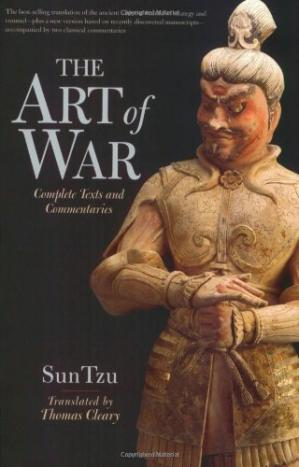 书籍封面 The Art of War: Complete Texts and Commentaries