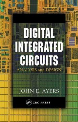 Book cover Digital Integrated Circuits - Analysis and Design