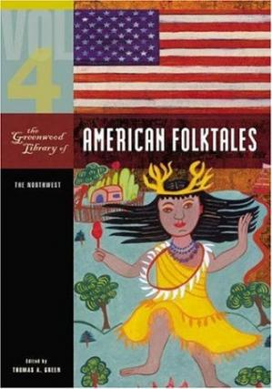 Couverture du livre The Greenwood Library of American Folktales  4 volumes