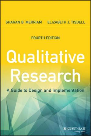 Book cover Qualitative Research: A Guide to Design and Implementation
