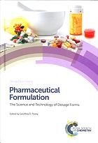 A capa do livro Pharmaceutical Formulation: The Science and Technology of Dosage Forms