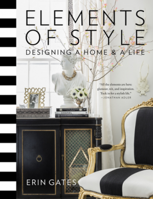 Book cover Elements of Style - Designing a Home & a Life