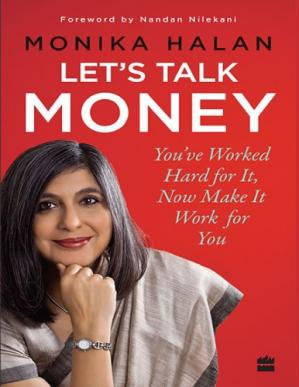 Book cover Lets Talk Money