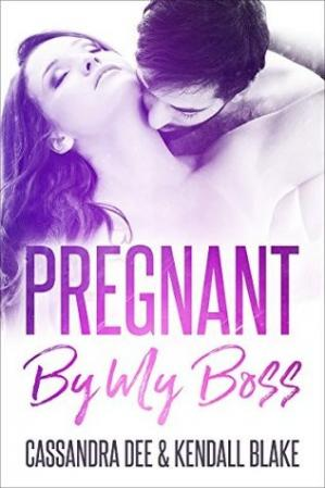 Book cover Pregnant By My Boss