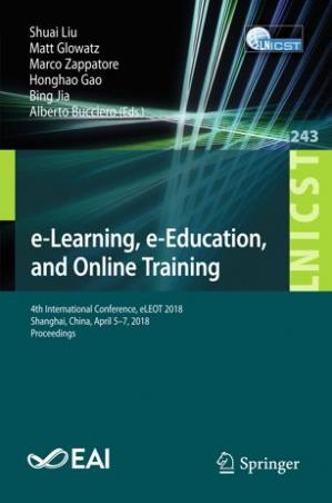 Book cover e-Learning, e-Education, and Online Training