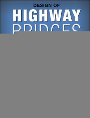 Book cover Design of Highway Bridges: An LRFD Approach, Third Edition