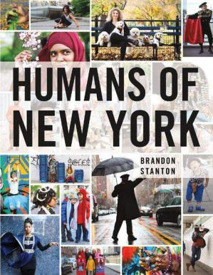 Book cover Humans of New York