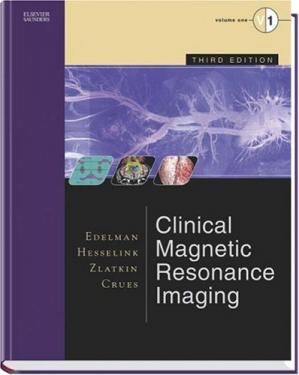 Book cover Clinical Magnetic Resonance Imaging 3rd Edition (3-Volume Set)