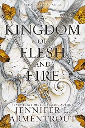 Book cover A Kingdom of Flesh and Fire