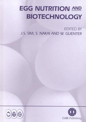 Portada del libro Egg Nutrition and Biotechnology