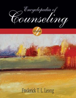 A capa do livro Encyclopedia of Counseling