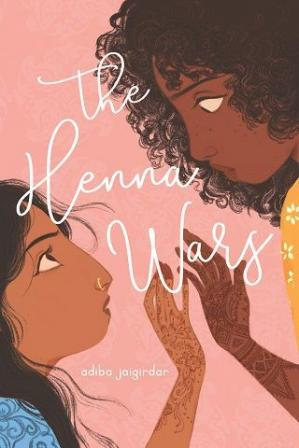 Book cover The Henna Wars