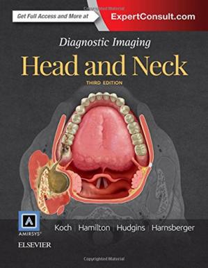Εξώφυλλο βιβλίου Diagnostic Imaging: Head and Neck, 3e