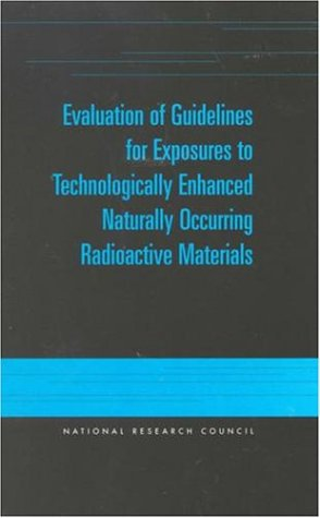 Sampul buku Guidelines for Exposure to Technologically Enhanced Naturally Occuring Radioactive Materials