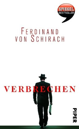 Book cover Verbrechen: Stories