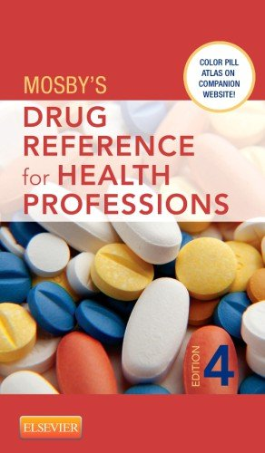 Εξώφυλλο βιβλίου Mosby's Drug Reference for Health Professions, 4e
