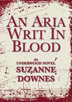 Book cover An Aria Writ In Blood