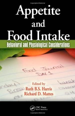 पुस्तक कवर Appetite and Food Intake: Behavioral and Physiological Considerations