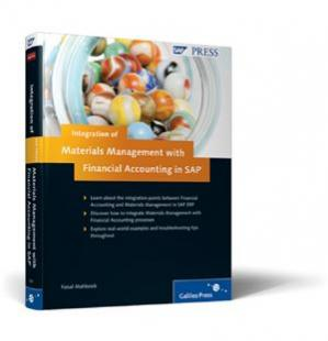 पुस्तक कवर Integrating of Materials Management with Financial Accounting in SAP