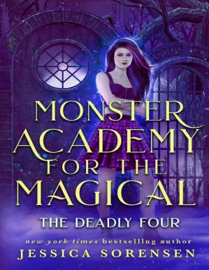 Book cover Monster Academy for the Magical: The Deadly Four: (Monster Academy for the Magical, #2)