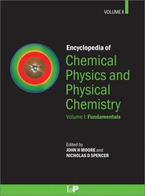 Book cover Encyclopedia of Chemical Physics and Physical Chemistry