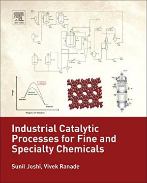 Copertina Industrial Catalytic Processes for Fine and Specialty Chemicals