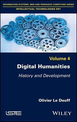 Book cover Digital Humanities History and Development