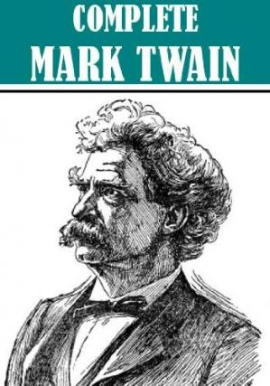 पुस्तक कवर The Complete Mark Twain Collection