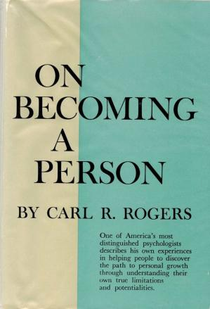 Couverture du livre On Becoming a Person: A Therapist's View of Psychotherapy