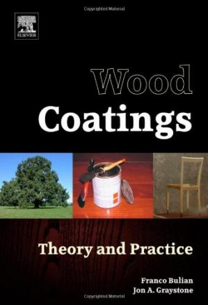 Copertina Wood Coatings Theory and Practice