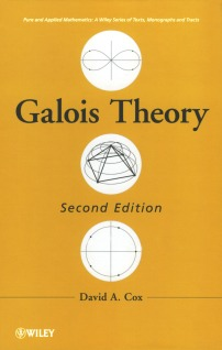 Book cover Galois Theory, Second Edition