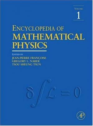 A capa do livro Encyclopedia of mathematical physics