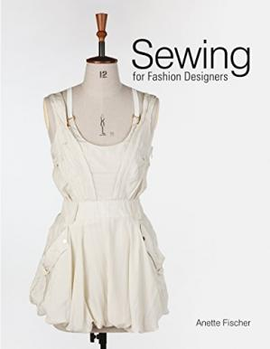 A capa do livro Sewing for Fashion Designers
