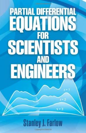 Book cover Partial Differential Equations for Scientists and Engineers