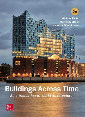 पुस्तक कवर Buildings Across Time: An Introduction to World Architecture